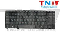 Клавиатура Asus A8, A86, A88, F8, N80, X80, Z99, W3, W3000, W6, W6000, V6000 черная RU/US