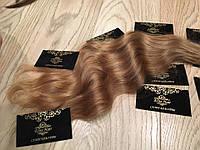 Натуральные Славянские Волосы на капсуле в срезе Парики с имитацией кожи головы наращивание