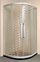 Душова кабіна BADICO SAN 9010 100х100х185 без піддону