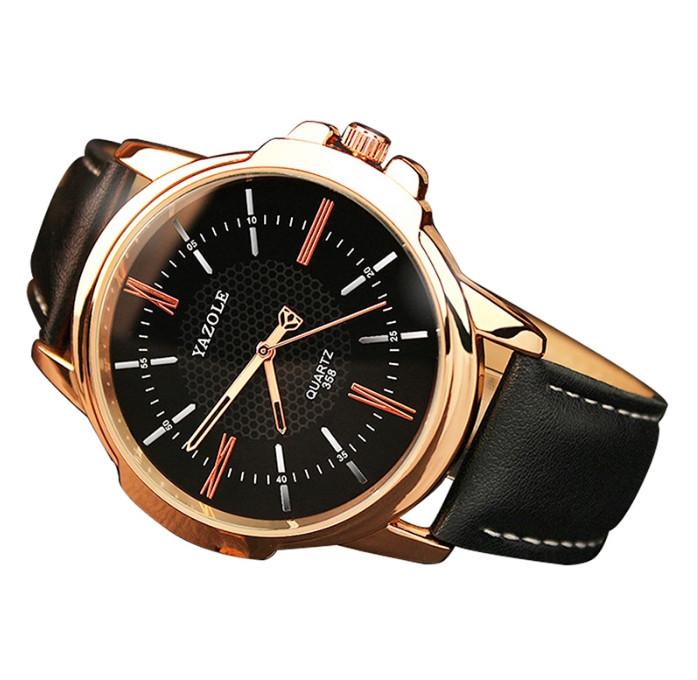 Мужские фирменные и стильные часы YAZOLE 358 ОРИГИНАЛ новинка!  183 ... c02c3ee4e368d