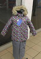 Детский зимний термокомбинезон мембрана atPlay joiks 116,122,128 Аналог LENNE 2016-2017 Joiks
