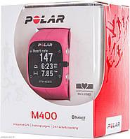 Cпортивний годинник Polar M400 c функцією GPS+Пульсометр