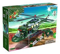 Конструктор BanBao 8253 АРМИЯ - Вертолет (263 дет.)
