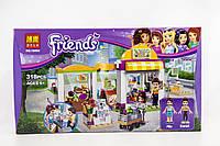 Конструктор BELA 10494 FRIENDS - Супермаркет подружки (318 дет.)