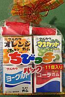 Жевательная резинка MARUKAWA, с различными вкусами (шары)
