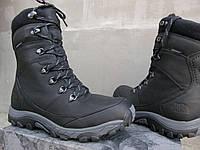 Кожаные ботинки The North Face Chilka