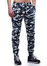 Спортивные штаны Ястреб зимние, мужские, фото 2