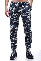 Спортивные штаны Ястреб зимние, мужские, фото 3