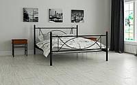 Кровать металлическая Rose
