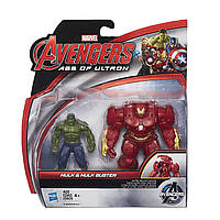 "Набор фигурок Халк и Халкбастер ""Эра Альтрона"" - Hulk and Hulk Buster, Avengers ""Age of Ultron"", Hasbro"