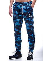 Зимние штаны мужские Ястреб, фото 3