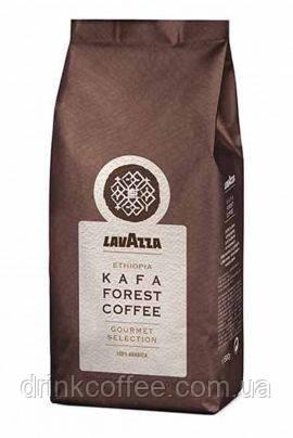 Кава в зернах Lavazza Kaffa Forest Coffee, 100% Арабіка, Італія, 0,5 кг