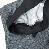 """Брюки спортивные женские на ФЛИСЕ. """"Золото"""". Спортивные штаны для женщин., фото 4"""