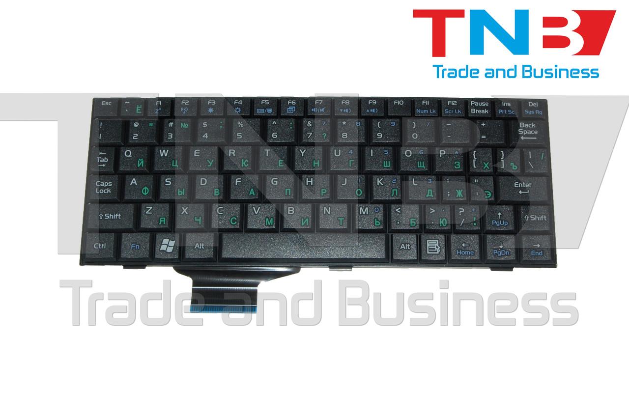 Клавіатура ASUS Eee PC 900HD 4G чорна оригінал Тип1