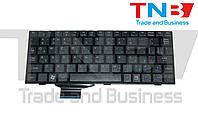 Клавиатура ASUS Eee PC 701SDX 900A черная оригинал