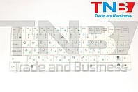 Клавиатура Asus Eee PC 900HA, 900HD БЕЛАЯ US