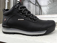 Ботинки кожаные Columbia