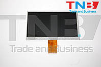 Дисплей Reelex tab-07b-01 164x103mm 50pin