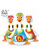 Игрушка Huile Toys Танцующий гусь 828