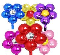 Шарик (45см) Цветок VSH-4447
