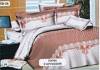 Двуспальный постельный комплект Тиротекс