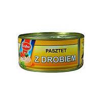 Паштет куриный Evra Meat z Drobiem, 300г.