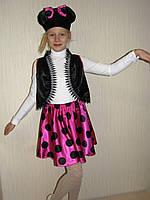 Карнавальный костюм Минни для девочки 110-128