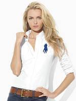 Ralph Lauren Polo original женская рубашка ралф лорен купить в Украине, фото 1