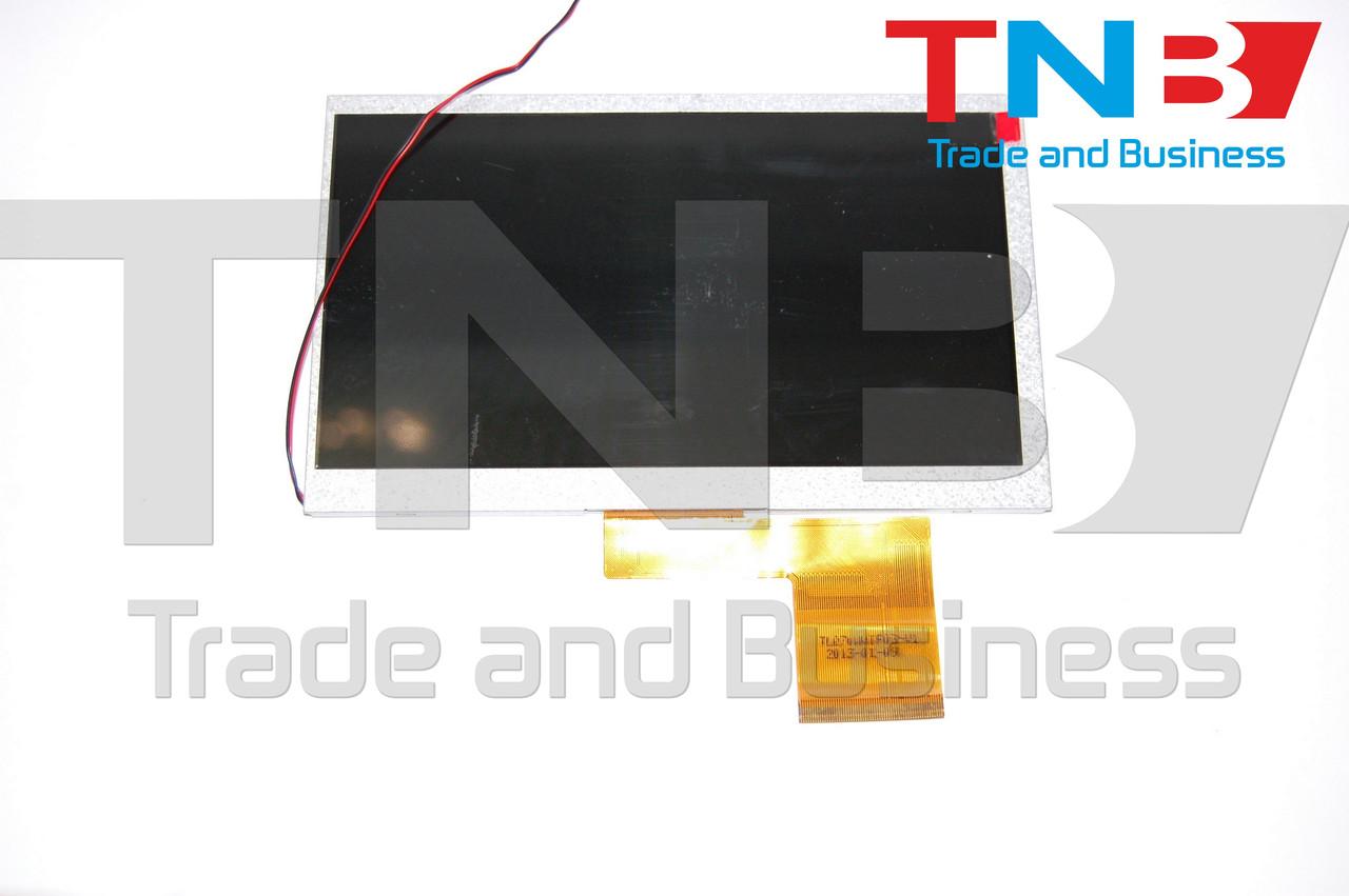 Матриця Texet TB-700HD 165x104mm