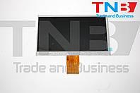 Дисплей teXet TM-7024 164x103mm 50pin