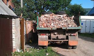 Вывоз строительного мусора в Днепре и области