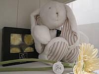 Мягкая игрушка заяц Jolipa, фото 1