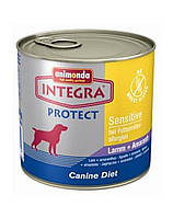 ANIMONDA Integra protect sensitive  600 g , Ягненок и амарант
