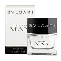 Мужская туалетная вода Bvlgari Man for Men Eu de Toilette (EDT) 30ml, фото 1
