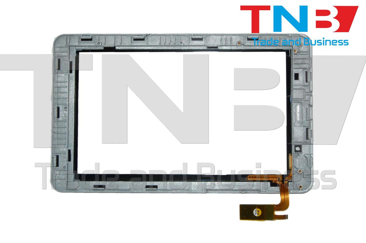 Сенсор 189x113mm 6pin 104-ts0229-c00 c рамкой