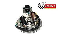 Статор генератора  DELTA/MUSTANG OLD (модель без стартера) (2 катушки)