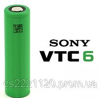 Sony US18650VTC6 3120 mAh (до 80А)