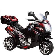 """Детский мотоцикл  """"M 0567"""" черный"""