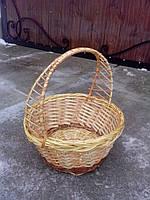 Корзины плетеные на подарки оптом
