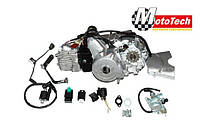 Двигатель DELTA (110cc) - механика