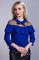Блузка женская из ткани нового поколения супер-софт