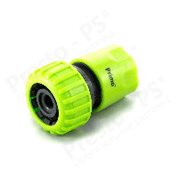 Коннектор для шланга  3/4 № 5819 green (25шт), фото 1