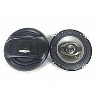 Автомобильная акустика 16 см, динамики круглые трехполосные TS 1673, максимальная мощность 280 Вт