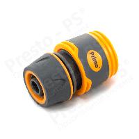 Коннектор для шланга с резиновым покрытием1/2 № 5809е