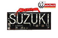 Знак светодиодный LED SUZUKI LED CJ-3-0540