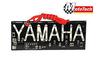 Знак светодиодный LED YAMAHA LED CJ-3-0538