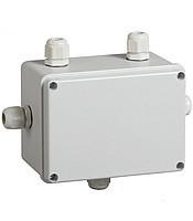 Коробка КМ41331 распаячная для о/п 150х110х85 мм IP55 (RAL7035, гермовводы PG11 5 шт) IEK (UKO10-150-110-085-K51-55)