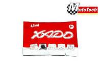 Гель-ревитализант(ПАКЕТ 4.5 мл) для бытовой и мототехники XADO (бензин)