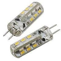 Лампы светодиодные LED G9, G4