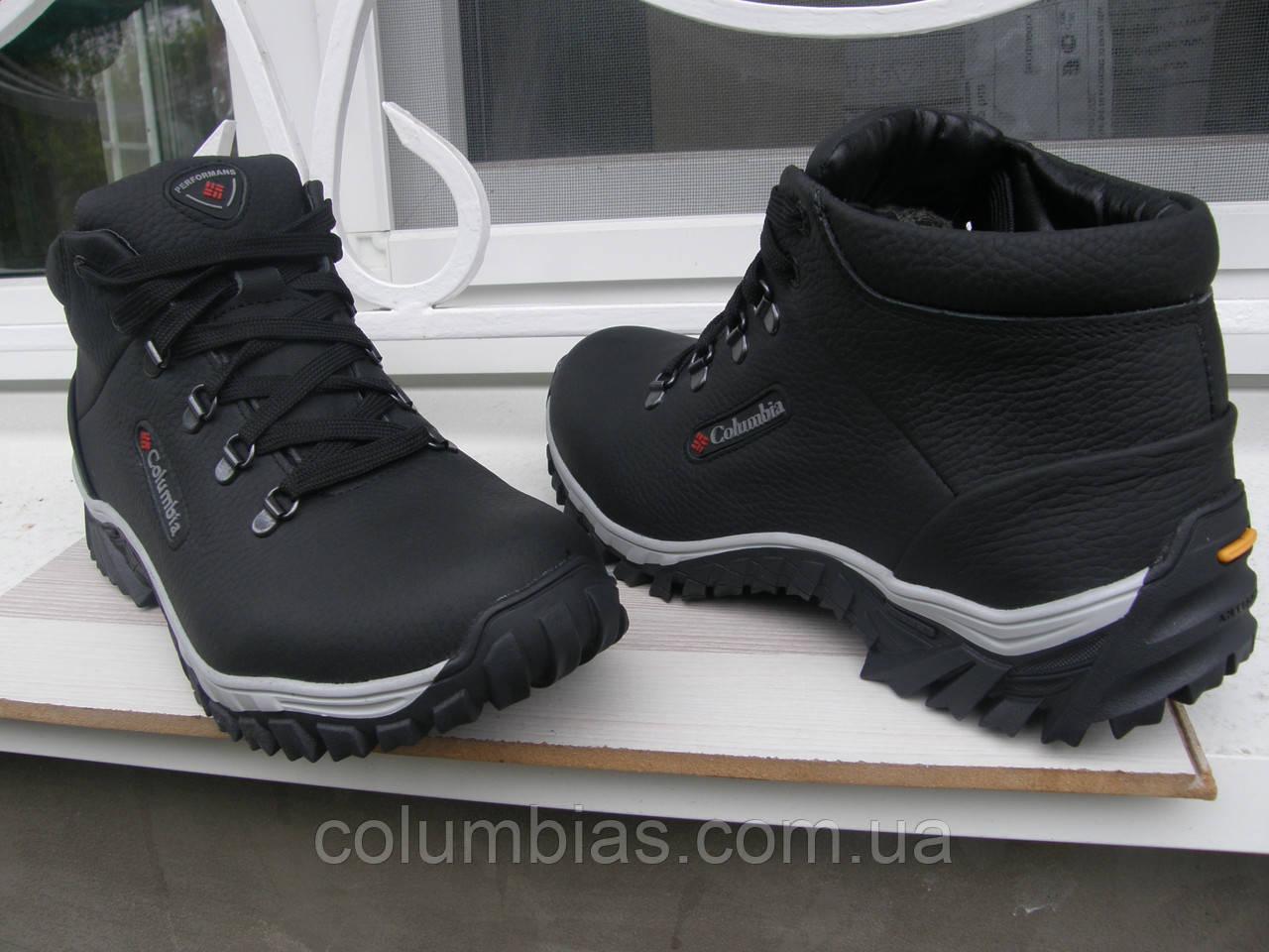 Мужская зимняя обувь и ботинки columbиa